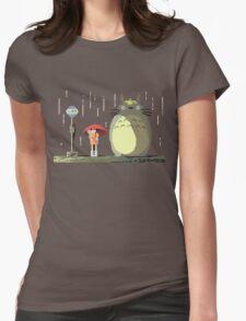 GHIBLI #02 Womens Fitted T-Shirt