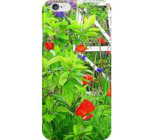 The White Step Ladder iPhone Case/Skin