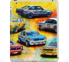 Group C Holden Toranas iPad Case/Skin