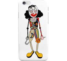 Mr Jelly Psychoville inspired design iPhone Case/Skin