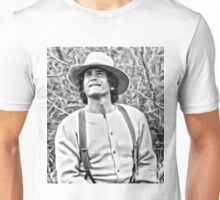 Michael Landon Little House on the Prairie Unisex T-Shirt