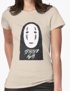 GHIBLI #03 Womens Fitted T-Shirt