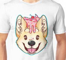 Cupcake Corgi Unisex T-Shirt