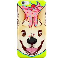 Cupcake Corgi iPhone Case/Skin