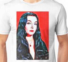Morticia Unisex T-Shirt
