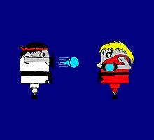 Pogo Fighters  by Pogoshots