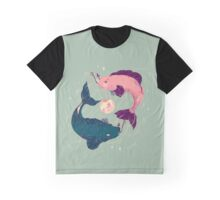 Spinning Graphic T-Shirt