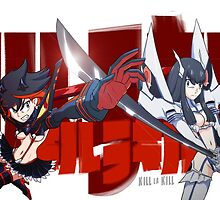 Kill la Kill by Zedrin