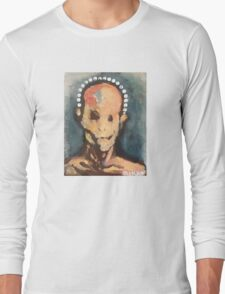 Untitled (Face) Long Sleeve T-Shirt