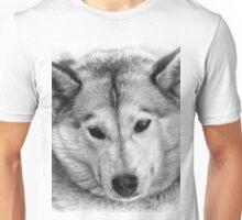 Husky Unisex T-Shirt