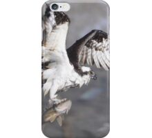 Osprey and Walleye iPhone Case/Skin