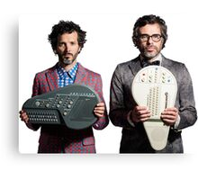 Flight of the Conchords - Jemaine and Bret Canvas Print
