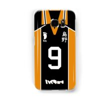 HAIKYUU!! TOBIO KAGEYAMA JERSEY PHONE CASE KARASUNO ANIME SAMSUNG GALAXY + IPHONE Samsung Galaxy Case/Skin