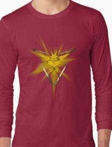 Team Instinct Pride (Pokemon Go) Long Sleeve T-Shirt