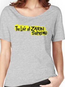 The Lair of Zarbi Supremo Women's Relaxed Fit T-Shirt