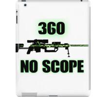 360 No Scope - Modern Warfare 2 iPad Case/Skin