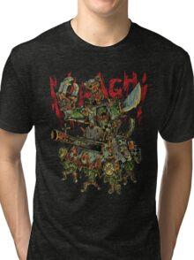 WAAAGH! Tri-blend T-Shirt