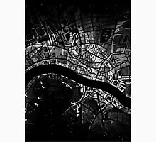 Map of Old 16th Century London  Unisex T-Shirt