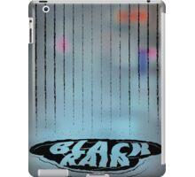 Black Rain - Puddle iPad Case/Skin
