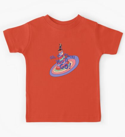Oh, the Places You'll GO! Kids Tee