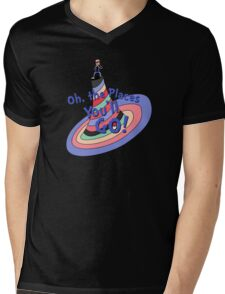 Oh, the Places You'll GO! Mens V-Neck T-Shirt