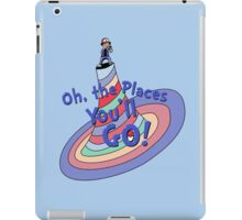 Oh, the Places You'll GO! iPad Case/Skin