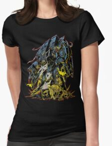 Venerable Dreadnought Womens Fitted T-Shirt