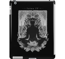 LOTUS IV iPad Case/Skin