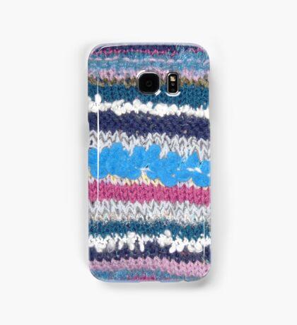 Knitted! Samsung Galaxy Case/Skin