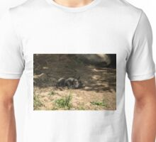 Enjoying A Warm Day Unisex T-Shirt