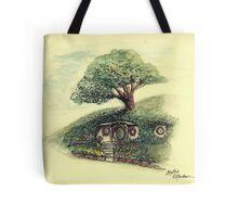 Bag End - A Hobbit's Home Underthehill. Tote Bag