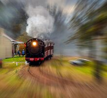 Full Steam Ahead by Terry Everson