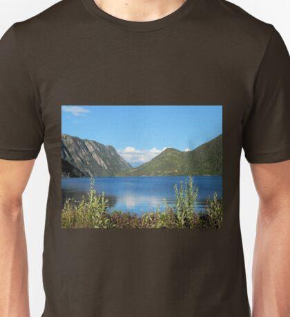 Sky Reflection Unisex T-Shirt