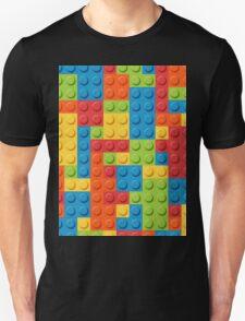 Lego Bricks Unisex T-Shirt