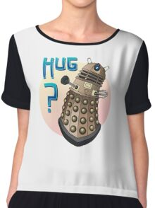 Dalek Love Chiffon Top