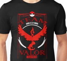 team valor trainer 2016  Unisex T-Shirt
