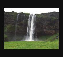 Icelandic waterfall Kids Tee