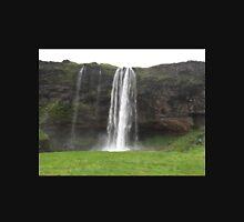 Icelandic waterfall Zipped Hoodie