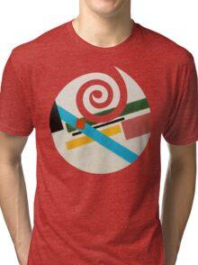 Plain Clone. Tri-blend T-Shirt