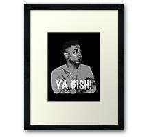 Kendrick Lamar II Framed Print