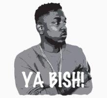 Kendrick Lamar II by jonfrobinson