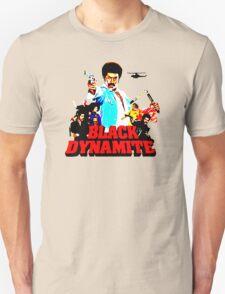 Black Dynamite Unisex T-Shirt