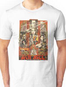 Kill Bill Bloody Bride Unisex T-Shirt