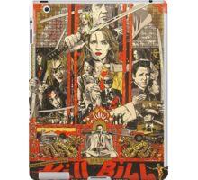 Kill Bill Bloody Bride iPad Case/Skin