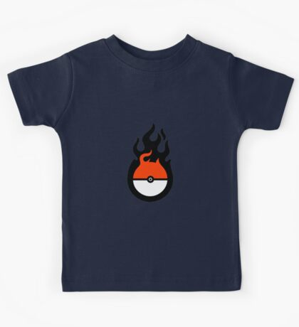 Pokemon go Kids Tee