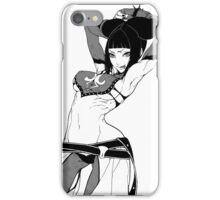 Juri pose 1  iPhone Case/Skin