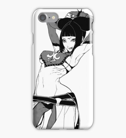 Juri pose 1  iPhone Case/Skin