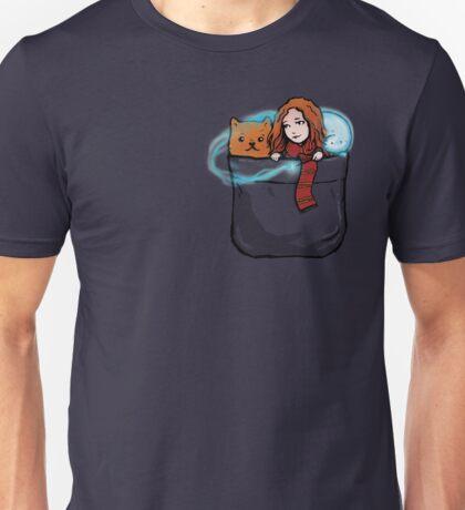 Pocket Witch Unisex T-Shirt