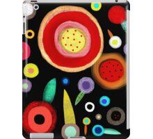 Meadow Floral Garden Night iPad Case/Skin