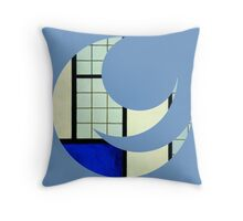 all nothing. Throw Pillow